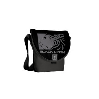 5m black armor Lyons iphone android Courier Bags