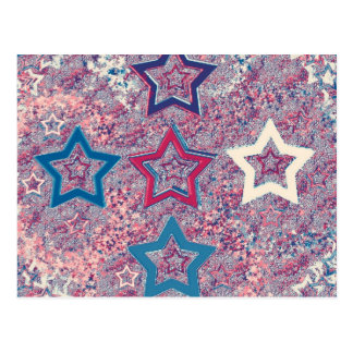 5Star - a different style Postcard