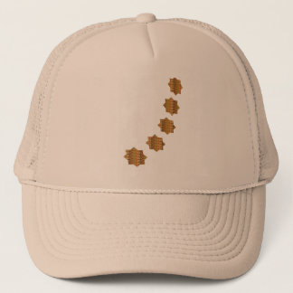 5stars FIVEstars Ray Deco on T-shirts LOWPRICE GIF Trucker Hat