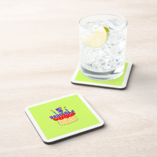 5th Birthday 5 Year Old Coasters