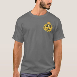 5th Cavalry, 3rd Armored Divison T-shirts