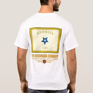 5th Georgia Cavalry T-Shirt