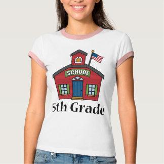 5th Grade Schoolhouse Tshirts