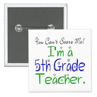 5th Grade Teacher Button