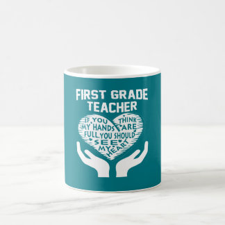 5th Grade Teacher Coffee Mug
