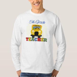 5th Grade Teacher Gift T-Shirt