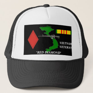 5th Infantry Vietnam Ball Cap