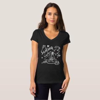 5th Mr Mrs Beach Wedding Anniversary Gift T-shirt