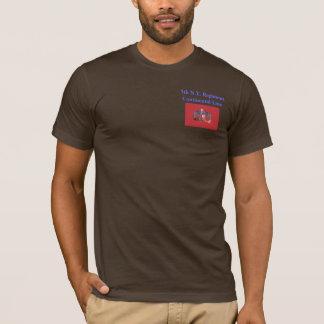 5th New York Regiment T shirt