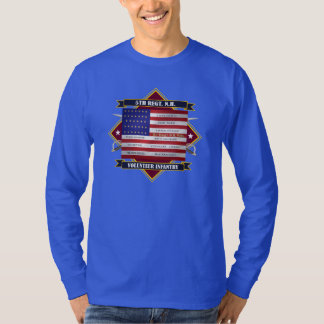 5th Regiment New Hampshire Volunteers T-Shirt