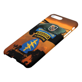 5th Special Forces Group Green Berets SF SFG Vets iPhone 8 Plus/7 Plus Case