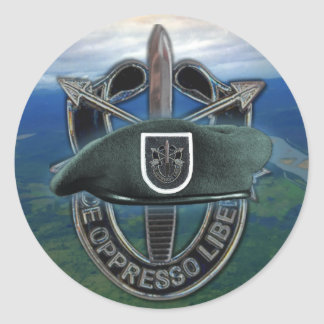 5th Special forces group Green Berets vets Sticker