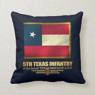5th Texas Infantry Cushion