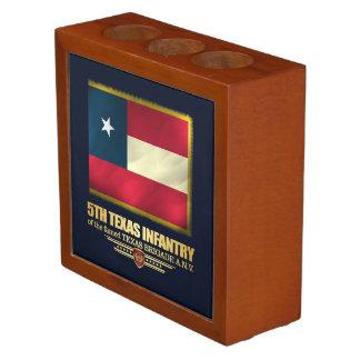 5th Texas Infantry Desk Organiser