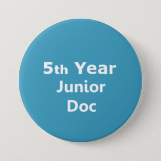 5th Year Junior Doctor badge
