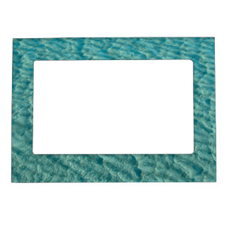 5x7 Magnetic Frame with sea design