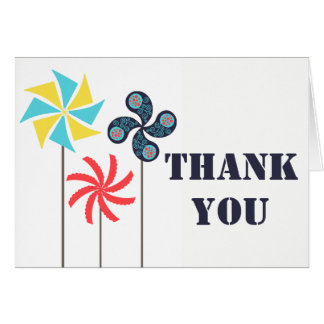 5x7 Thank You Card