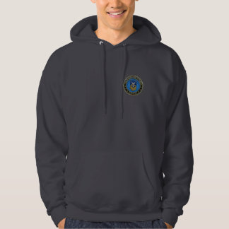 [600] CG: Command Master Chief Petty Officer (CMC) Hoodie