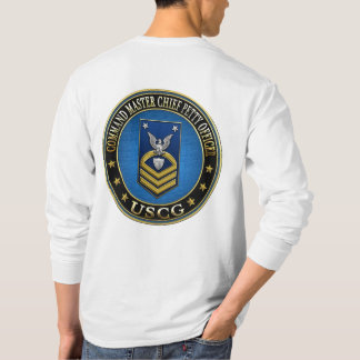 [600] CG: Command Master Chief Petty Officer (CMC) T-Shirt