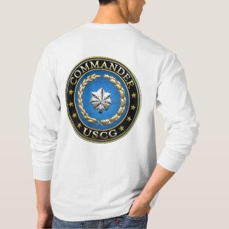 [600] CG: Commander (CDR) T-Shirt