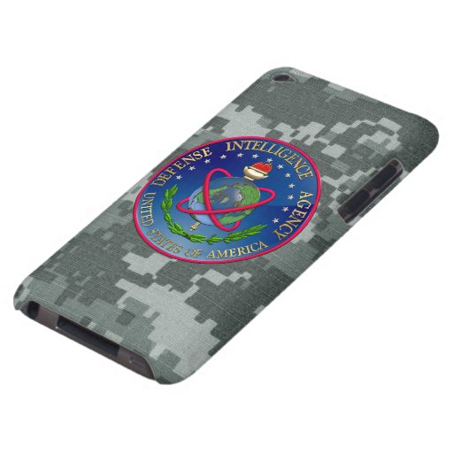 [600] Defense Intelligence Agency (DIA) Seal Barely There iPod Case