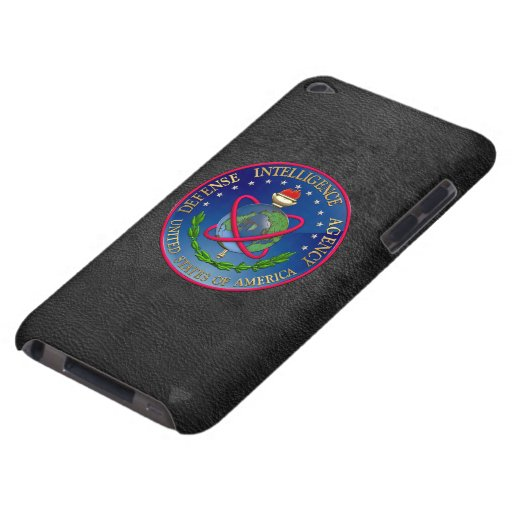 [600] Defense Intelligence Agency (DIA) Seal iPod Touch Covers