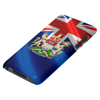 [600] Hong Kong Historical 1959-1997 Coat of Arms Barely There iPod Cases