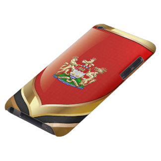[600] Hong Kong Historical 1959-1997 Coat of Arms iPod Case-Mate Cases