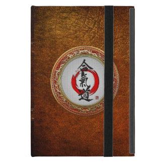 600 Japanese calligraphy - Aikido iPad Mini Cover