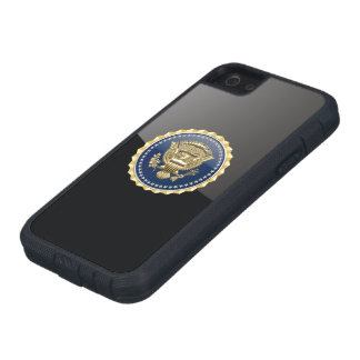 [600] Presidential Service Badge [PSB] Case For iPhone 5