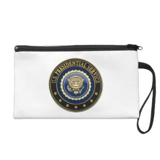 [600] Presidential Service Badge [PSB] Special Ed Wristlet Clutch