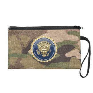[600] Presidential Service Badge [PSB] Wristlet Purse