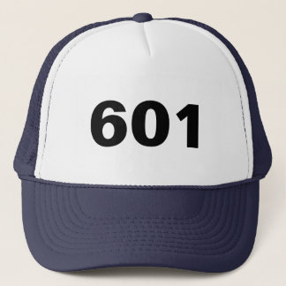 601 TRUCKER HAT