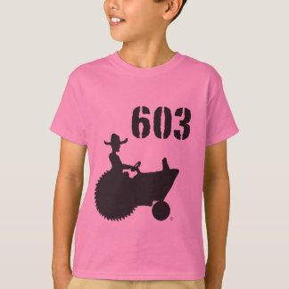 603 NH youth light shirt (several colors available