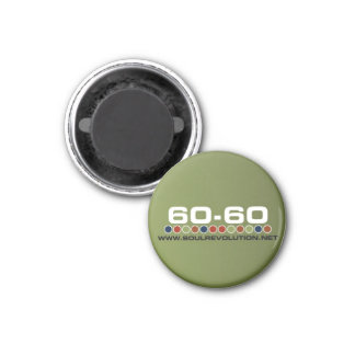 60-60 Magnet - Customized