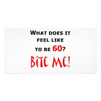 60 Bite Me! Picture Card