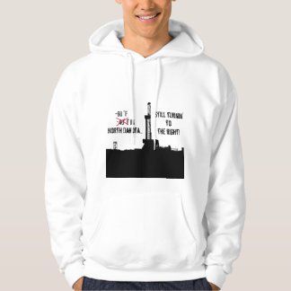 -60 Degrees Fahrenheit Oilfield Drilling Rig Hoodie