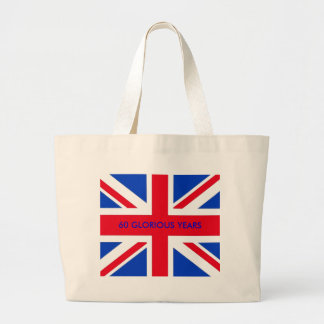 60 GLORIOUS YEARS JUMBO TOTE BAG