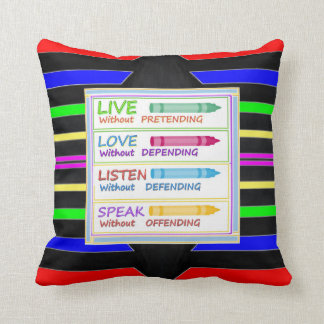 60 Handcrafted Artistic Creations Throw Cushions