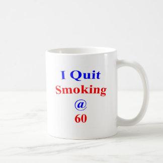 60  Quit Smoking Mug