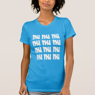 60 TALLY MARK INSPIRED 60th BIRTHDAY TEES