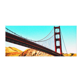 60 X 25 GOLDEN GATE BRIDGE CANVAS PRINT