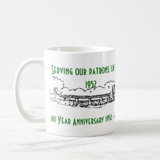 60 Year Anniversary Mug