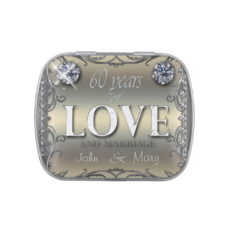 60 Years of Love Jelly Belly Tins