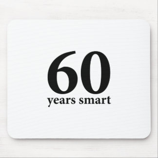 60 years smart mouse pad