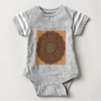 60's Bedspread Baby Bodysuit