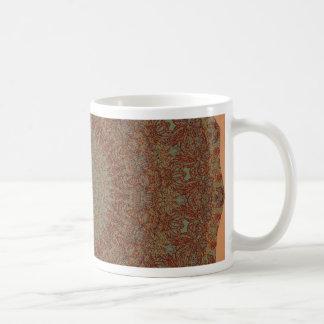 60's Bedspread Coffee Mug