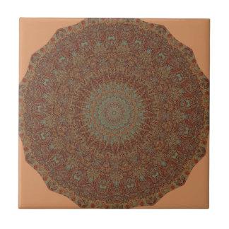 60's Bedspread Tile