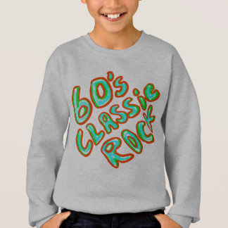 60s Classic Rock Sweatshirt