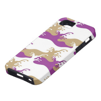 60s Waves style case for iphone5